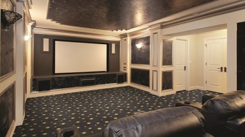 The Top 3 Essentials of a Home Theater