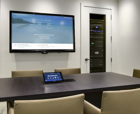 Organize Your Boardroom with Crestron Automation