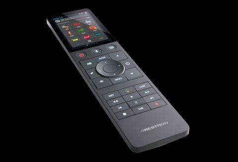 Crestron's New Remote Puts Customized Control in the Palm of Your Hand