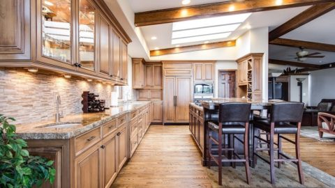 The Best Way to Create that Luxury Home Look? LED Lighting