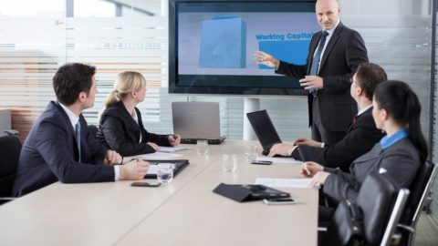 Stay In Contact with Crestron Video Conferencing