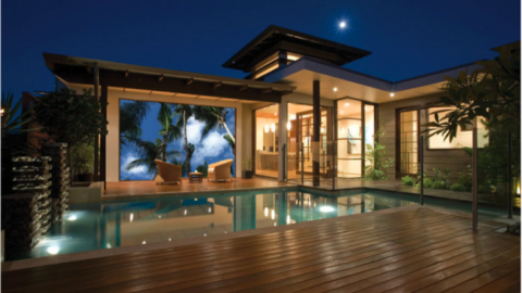 Is Rear-Projection Right for Your Outdoor Home Theater?