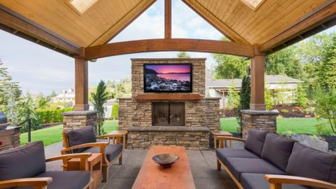 Building A Premier Outdoor A/V System with Seura TVs