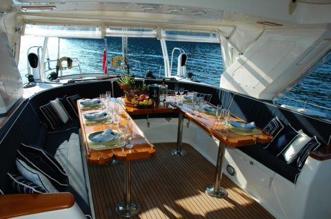 Set Sail with a Robust, Customized Yacht AV System