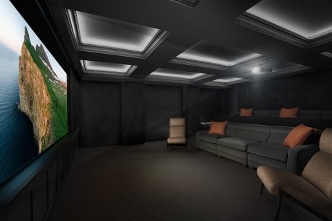 How a Home Theater Company Raises the Bar on Home Entertainment