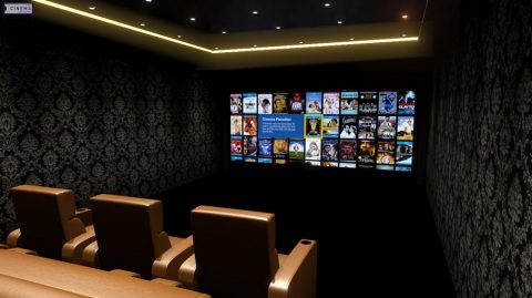 Transform Your Home Into the Ultimate Movie Experience