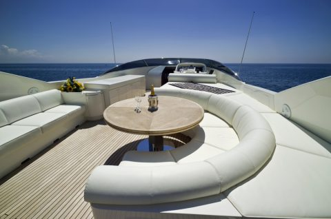 Never Lose Touch with A Yacht Wi-Fi System