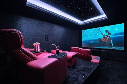 Bring Movies to Life With a Home Theater System